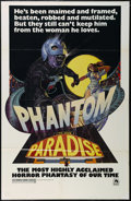 "Movie Posters:Musical, Phantom of the Paradise (20th Century Fox, 1974). One Sheet (27"" X 41""). Musical. Directed by Brian De Palma. Starring Paul ..."