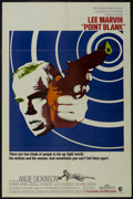 """Movie Posters:Crime, Point Blank (MGM, 1967). One Sheet (27"""" X 41""""). Crime. Starring Lee Marvin, Angie Dickinson, Keenan Wynn and Carroll O'Conno..."""