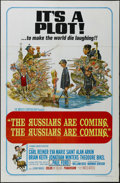 "Movie Posters:Comedy, The Russians Are Coming, the Russians Are Coming (United Artists, 1966). One Sheet (27"" X 41""). Comedy. Starring Carl Reiner..."