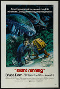 """Movie Posters:Science Fiction, Silent Running (Universal, 1972). One Sheet (27"""" X 41""""). Science Fiction. Directed by Douglas Trumbull. Starring Bruce Dern,..."""