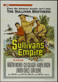"Movie Posters:Adventure, Sullivan's Empire (Universal, 1967). One Sheet (27"" X 41"").Adventure. Directed by Thomas Carr and Harvey Hart. Starring Mar..."