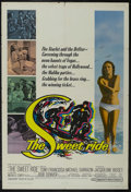 """Movie Posters:Drama, The Sweet Ride (20th Century Fox, 1968). One Sheet (27"""" X 41""""). Drama. Directed by Harvey Hart. Starring Jacqueline Bissett,..."""