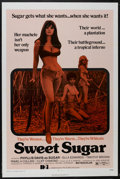 """Movie Posters:Bad Girl, Sweet Sugar (Dimension Pictures, 1972). One Sheet (27"""" X 41"""").Action. Directed by Michel Levesque. Starring Phyllis Davis, ..."""