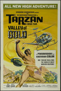 "Movie Posters:Adventure, Tarzan and the Valley of Gold (American International, 1966). OneSheet (27"" X 41""). Adventure. Directed by Robert Day. Star..."