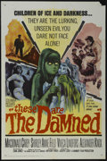 """Movie Posters:Drama, These Are the Damned (Columbia, 1965). One Sheet (27"""" X 41""""). Science Fiction. Directed by Joseph Losey. Starring MacDonald ..."""