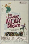 """Movie Posters:Musical, The Unsinkable Molly Brown (MGM, 1964). One Sheet (27"""" X 41""""). Musical. Directed by Charles Walters. Starring Debbie Reynold..."""
