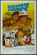 "Movie Posters:Adventure, Vigilante Force (United Artists, 1976). One Sheet (27"" X 41"") StyleA. Action. Directed by George Armitage. Starring Kris Kr..."