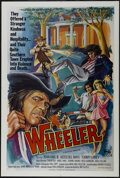 """Movie Posters:Horror, Wheeler (New American Films, 1975). One Sheet (27"""" X 41""""). Crime. Also known as """"Psycho From Texas."""" Starring John King III,..."""