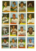 Baseball Cards:Lots, 1954 Bowman Baseball Group Lot of 95. From the wildly popular 1954Bowman baseball issue we offer this vast assortment of 9...