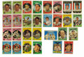 Autographs:Sports Cards, 1959 Topps Baseball Signed Cards Group Lot of 29. The 1959 Topps issue was known for its unique design elements for the tim...