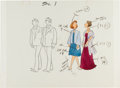 Animation Art:Limited Edition Cel, Rowland Wilson Irving Trust Commercial Model Sheet (c.1960s)...