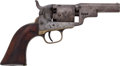 "Handguns:Muzzle loading, Colt Model ""Wells Fargo"" Pocket Percussion Revolver. ..."