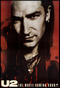 "Movie Posters:Rock and Roll, U2: Rattle and Hum (Paramount, 1988). One Sheets (4) (27"" X 41"")Advance. Rock and Roll.. ... (Total: 4 Items)"