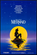 "Movie Posters:Animation, The Little Mermaid (Buena Vista, 1989). One Sheet (27"" X 41"") DS Advance. Animation.. ..."