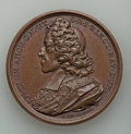 German States:Bavaria, German States: 17th and 18th Century Bronze Medals.... (Total: 5medals)