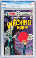 Bronze Age (1970-1979):Horror, The Witching Hour #64 (DC, 1976) CGC NM/MT 9.8 White pages....