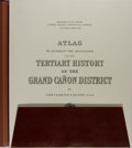 Books:Maps & Atlases, [Atlas]. Clarence E. Dutton. Atlas to Accompany the Monograph on the Tertiary History of the Grand Canon District. P...