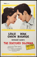 """Movie Posters:Comedy, The Doctor's Dilemma & Other Lot (MGM, 1959). One Sheets (2)(27"""" X 41""""). Comedy.. ... (Total: 2 Items)"""