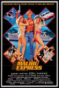 "Movie Posters:Action, Malibu Express (Malibu Bay Films, 1985). One Sheet (27"" X 41"").Action.. ..."