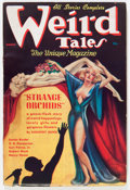 Pulps:Horror, Weird Tales - March '37 (Popular Fiction, 1937) Condition: FN-....
