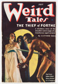 Pulps:Horror, Weird Tales - July '37 (Popular Fiction, 1937) Condition: VG/FN....