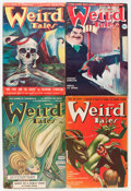 Pulps:Horror, Weird Tales Group (Popular Fiction, 1942-53) Condition: AverageVG/FN.... (Total: 12 Comic Books)