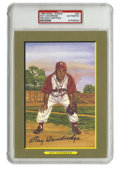 Autographs:Post Cards, 1988 Perez-Steele Great Moments Signed Ray Dandridge Postcard, PSA Authentic. Negro and Mexican League star Ray Dandridge h...