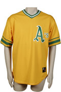 Baseball Collectibles:Uniforms, 2002 Mike Venafro Game-Worn Throwback Jersey. Relief pitcher MikeVenafro enjoyed a career in the majors which spanned the ...