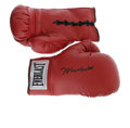 Boxing Collectibles:Autographs, Muhammad Ali Signed Boxing Gloves. Pair of Everlast boxing glovesis the perfect way to bring this true sporting legend int...