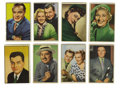 Miscellaneous Collectibles, 1952-53 Bowman NBC Radio/TV Stars Group Lot of 8. Bowman releasedtwo issues in the early 1950s that focused on the burgeon...