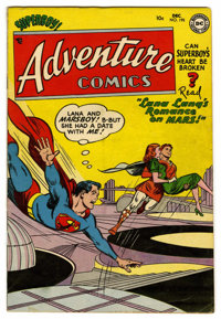 Adventure Comics #195 (DC, 1953) Condition: FN. Win Mortimer cover. Interior art by George Papp, Curt Swan, and Henry Bo...