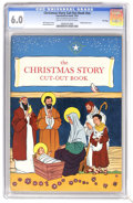 Golden Age (1938-1955):Religious, Catechetical Guild Giveaways - The Christmas Story Cut-Out Book #nnFile Copy (Catechetical Guild, 1951) CGC FN 6.0 Cream to o...