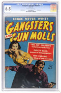 Golden Age (1938-1955):Crime, Gangsters and Gun Molls #1 (Avon, 1951) CGC FN+ 6.5 Tan to off-white pages. Wally Wood art. Painted cover. Overstreet 2006 F...