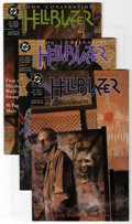 Modern Age (1980-Present):Horror, Hellblazer #1-10 Group (DC, 1988) Condition: Average NM. Includes#1 (44 pages), 2, 3, 4, 5, 6, 7, 8, 9 (Swamp Thing crossov...(Total: 10 Comic Books)
