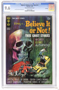 Silver Age (1956-1969):Horror, Ripley's Believe It Or Not #11 (Gold Key, 1968) CGC NM+ 9.6.Painted Skull cover. Joe Certa and Luis Dominguez art. Overstre...