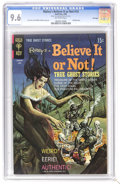 Silver Age (1956-1969):Horror, Ripley's Believe It Or Not #13 File Copy (Gold Key, 1969) CGC NM+9.6 Off-white pages. Painted cover. Joe Certa art. Overstr...