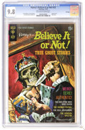 Bronze Age (1970-1979):Horror, Ripley's Believe It Or Not #23 File Copy (Gold Key, 1970) CGC NM/MT9.8 Off-white to white pages. Painted skull cover. Joe C...
