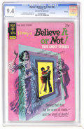 Bronze Age (1970-1979):Horror, Ripley's Believe It Or Not #48 File Copy (Gold Key, 1974) CGC NM 9.4 Off-white to white pages. Painted cover. Win Mortimer a...