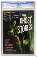 Silver Age (1956-1969):Horror, Ripley's Believe It or Not! True Ghost Stories #1 File Copy (GoldKey, 1965) CGC NM- 9.2 Off-white to white pages. Photo cov...