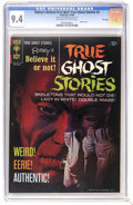 Silver Age (1956-1969):Horror, Ripley's Believe It or Not! True Ghost Stories #2 File Copy (GoldKey, 1966) CGC NM 9.4 Off-white to white pages. Overstreet...