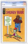 Bronze Age (1970-1979):Cartoon Character, Smokey Bear #5 File Copy (Gold Key, 1971) CGC NM+ 9.6 Off-white towhite pages. Overstreet 2006 NM- 9.2 value = $18. CGC cen...