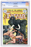 Bronze Age (1970-1979):Miscellaneous, Tarzan #229 (DC, 1974) CGC NM+ 9.6 Off-white to white pages. Joe Kubert story, cover, and art. Overstreet 2006 NM- 9.2 value...