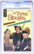 Bronze Age (1970-1979):Humor, Three Stooges #47 File Copy (Gold Key, 1970) CGC NM- 9.2 Off-whiteto white pages. Photo cover. Overstreet 2006 NM- 9.2 valu...
