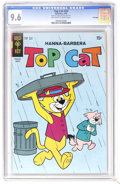 Bronze Age (1970-1979):Cartoon Character, Top Cat #29 File Copy (Dell/Gold Key, 1970) CGC NM+ 9.6 Off-whiteto white pages. Overstreet 2006 NM- 9.2 value = $38. CGC c...