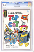 Bronze Age (1970-1979):Cartoon Character, Top Cat #31 File Copy (Dell/Gold Key, 1970) CGC NM+ 9.6 Off-whiteto white pages. Overstreet 2006 NM- 9.2 value = $38. CGC c...