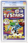 Bronze Age (1970-1979):Cartoon Character, TV Stars #3 Don Rosa Collection pedigree (Marvel, 1978) CGC VF/NM9.0 Off-white to white pages. Alex Toth cover and art. Ove...