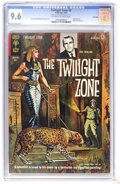 Silver Age (1956-1969):Horror, Twilight Zone #3 File Copy (Gold Key, 1963) CGC NM+ 9.6 Off-whiteto white pages. Painted cover. Back cover pin-up. Alex Tot...