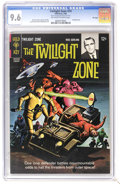 Silver Age (1956-1969):Horror, Twilight Zone #14 File Copy (Gold Key, 1966) CGC NM+ 9.6 Off-whiteto white pages. Painted cover. Reed Crandall, Alberto Gio...