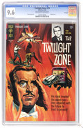 Silver Age (1956-1969):Horror, Twilight Zone #15 File Copy (Gold Key, 1966) CGC NM+ 9.6 Off-whiteto white pages. Painted cover. Reed Crandall art. Overstr...