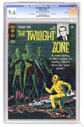 Silver Age (1956-1969):Horror, Twilight Zone #17 File Copy (Gold Key, 1967) CGC NM+ 9.6 Off-whiteto white pages. Painted cover. Joe Orlando art. Overstree...